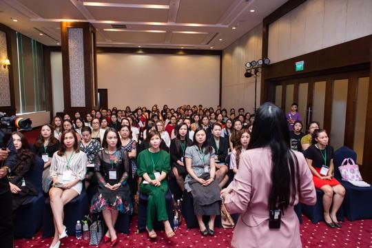 Nữ diễn giả Việt trở thành triệu phú USD vì bị … đuổi việc - Ảnh 2.