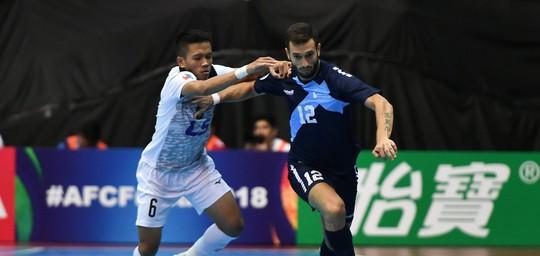 Clip: Thái Sơn Nam lần đầu vào chung kết Giải Futsal CLB châu Á - Ảnh 3.