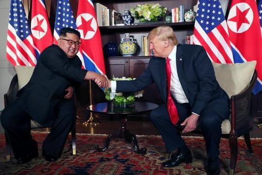 Triều Tiên nổi đóa với Mỹ, cảnh báo đừng mong trứng luộc nở - Ảnh 1.