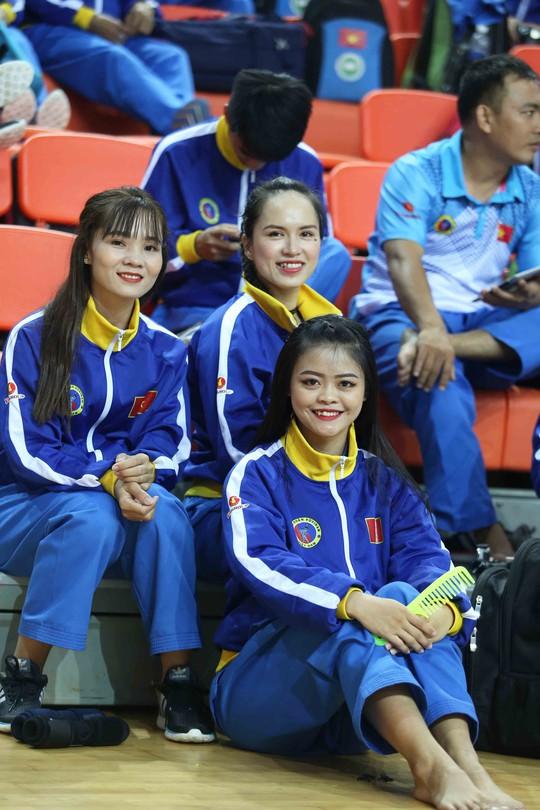 Ngắm các nữ võ sĩ Vovinam Đông Nam Á - Ảnh 3.