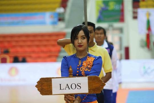 Ngắm các nữ võ sĩ Vovinam Đông Nam Á - Ảnh 5.