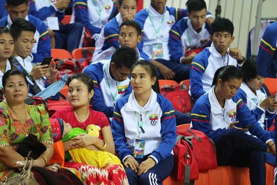 Ngắm các nữ võ sĩ Vovinam Đông Nam Á - Ảnh 1.