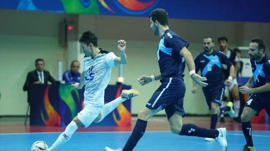 Clip: Thái Sơn Nam lần đầu vào chung kết Giải Futsal CLB châu Á - Ảnh 2.