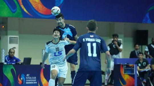 Clip: Thái Sơn Nam lần đầu vào chung kết Giải Futsal CLB châu Á - Ảnh 1.
