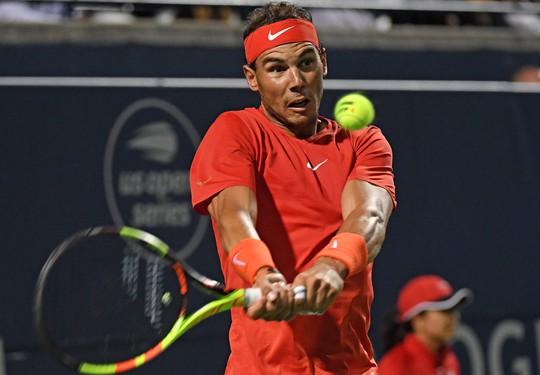 Nadal đấu tài năng trẻ tại chung kết Rogers Cup 2018 - ảnh 1