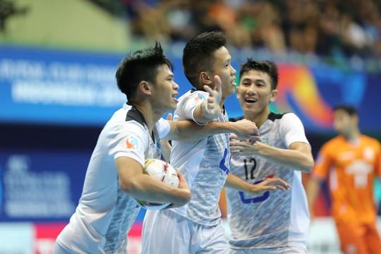 Clip: Thái Sơn Nam giành ngôi á quân châu Á 2018 trong tiếc nuối - Ảnh 4.