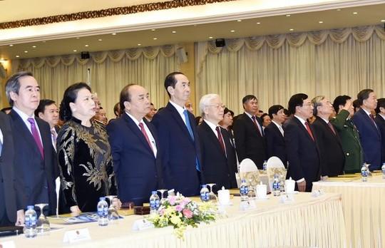 Tổng Bí thư dự khai mạc hội nghị ngoại giao - Ảnh 2.