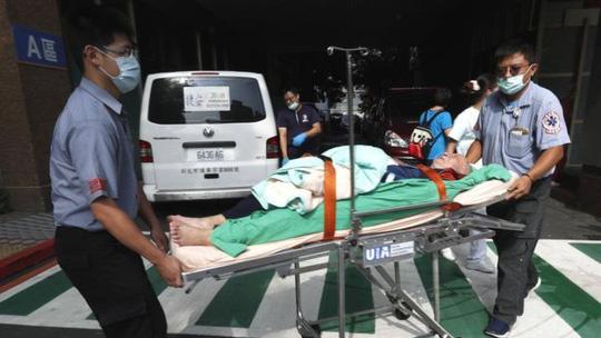 Cháy bệnh viện, 25 người thương vong - ảnh 2