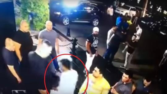 Võ sĩ MMA bị đánh chết vì xích mích với bảo vệ hộp đêm - ảnh 1