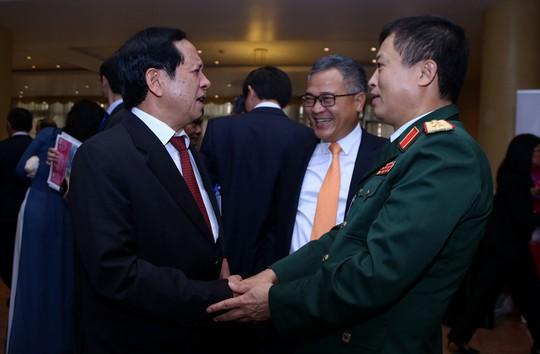 Tổng Bí thư dự khai mạc hội nghị ngoại giao - Ảnh 8.