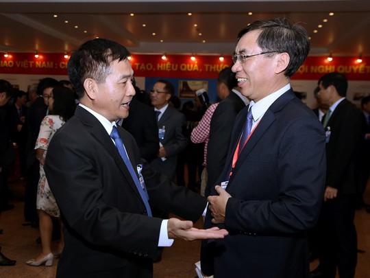 Tổng Bí thư dự khai mạc hội nghị ngoại giao - Ảnh 5.
