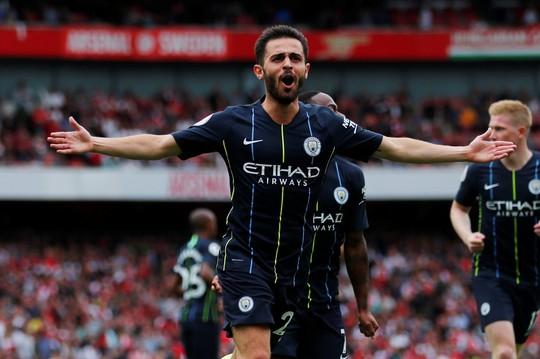 HLV Guardiola sau trận thắng Arsenal: Man City sẽ còn mạnh hơn... - Ảnh 5.