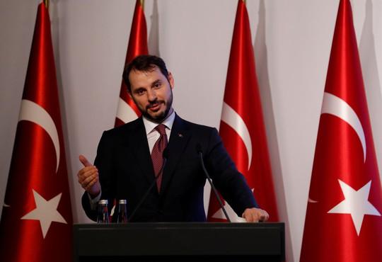 Thổ Nhĩ Kỳ chạy đua giải cứu kinh tế - ảnh 2