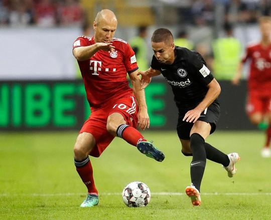 Chùm ảnh Bayern Munich giành chức vô địch Siêu cúp Đức - ảnh 1