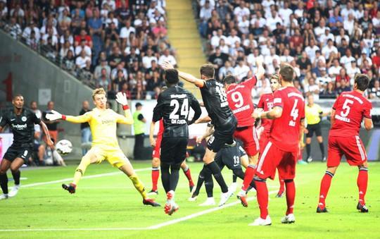 Chùm ảnh Bayern Munich giành chức vô địch Siêu cúp nước Đức - Ảnh 4.
