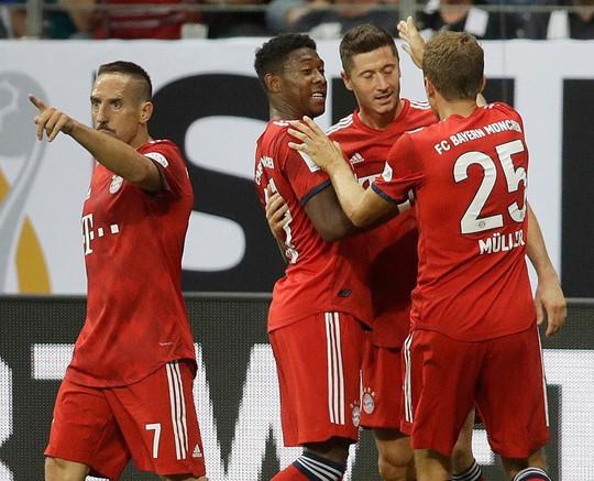 Chùm ảnh Bayern Munich giành chức vô địch Siêu cúp Đức - ảnh 3