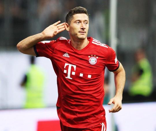 Chùm ảnh Bayern Munich giành chức vô địch Siêu cúp nước Đức - Ảnh 2.