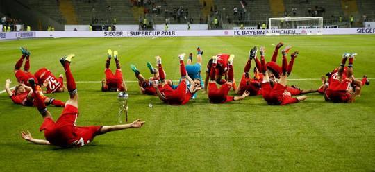 Chùm ảnh Bayern Munich giành chức vô địch Siêu cúp nước Đức - Ảnh 6.
