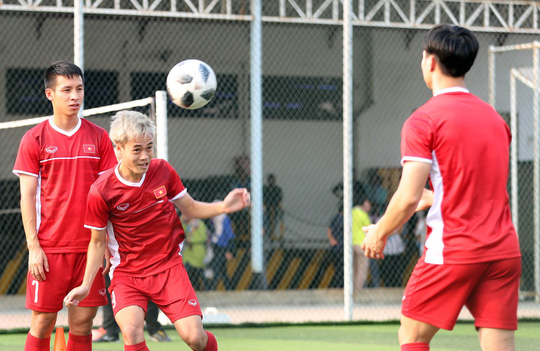 Olympic Việt Nam muốn có 3 điểm trước Pakistan - Ảnh 1.