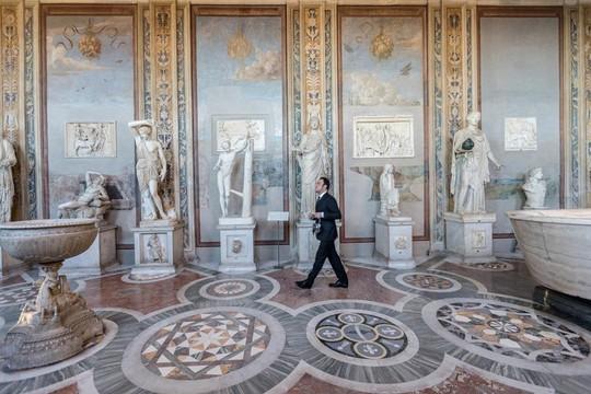 Ai là người nắm giữ 2.797 chìa khóa của bảo tàng Vatican? - Ảnh 1.