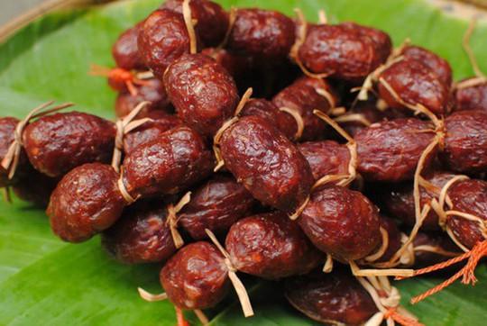 Tung lò mò - món ăn nổi tiếng của người An Giang - Ảnh 1.