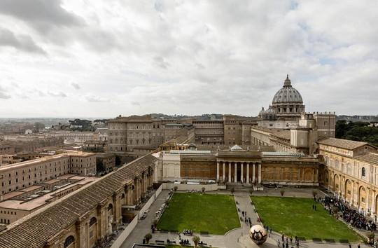 Ai là người nắm giữ 2.797 chìa khóa của bảo tàng Vatican? - Ảnh 12.
