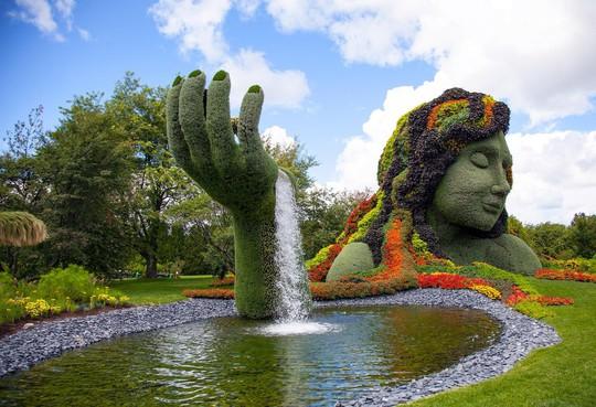 Những khu vườn bách thảo tuyệt đẹp nổi tiếng thế giới - Ảnh 3.