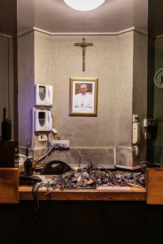 Ai là người nắm giữ 2.797 chìa khóa của bảo tàng Vatican? - Ảnh 5.
