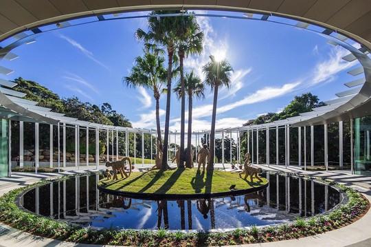 Những khu vườn bách thảo tuyệt đẹp nổi tiếng thế giới - Ảnh 5.
