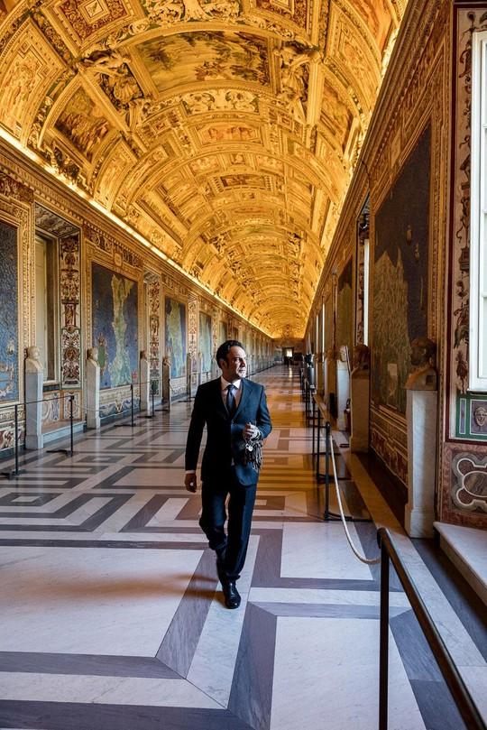 Ai là người nắm giữ 2.797 chìa khóa của bảo tàng Vatican? - Ảnh 8.