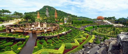 Những khu vườn bách thảo tuyệt đẹp nổi tiếng thế giới - Ảnh 9.
