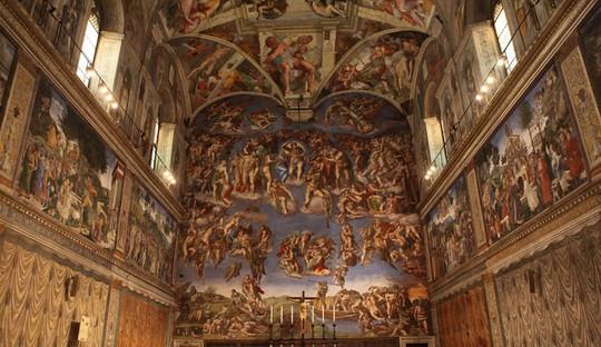 Ai là người nắm giữ 2.797 chìa khóa của bảo tàng Vatican? - Ảnh 10.