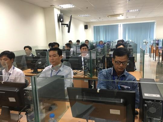 EVN HCMC tổ chức hội thi cán bộ làm công tác an toàn giỏi - Ảnh 1.