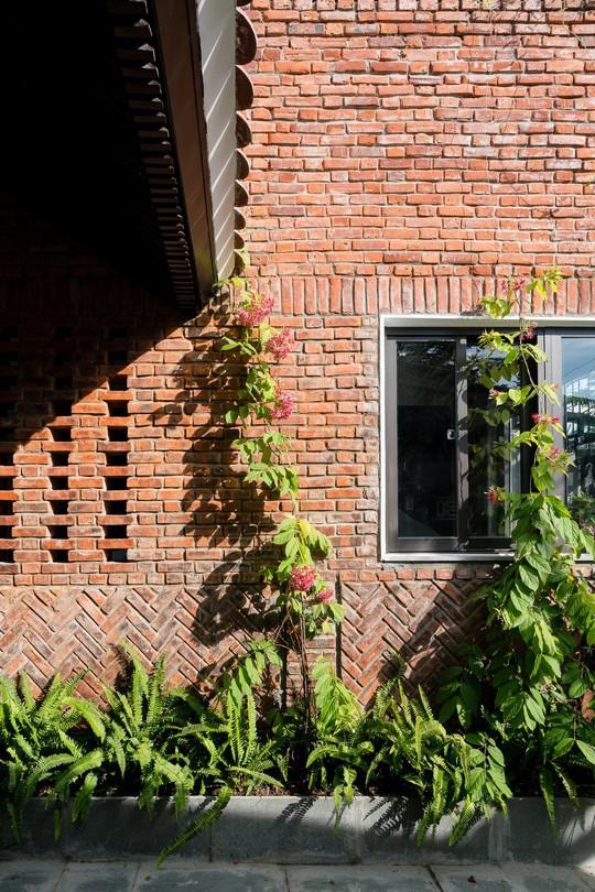 Ngôi nhà gạch ở Đà Nẵng được tạp chí Mỹ khen ngợi vì quá đẹp - Ảnh 5.