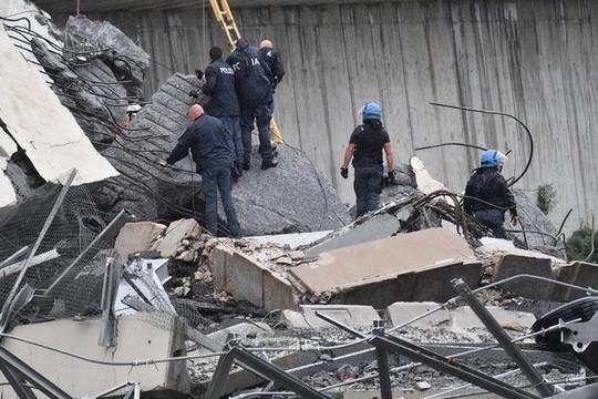 Sập cầu trên đường cao tốc, ít nhất 35 người thiệt mạng - Ảnh 12.