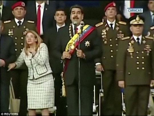"""Tướng Venezuela bị bắt về vụ """"ám sát Tổng thống Maduro"""" - Ảnh 2."""