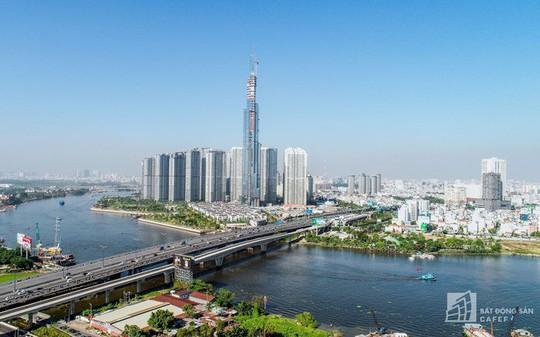 Thị trường căn hộ cao cấp Sài Gòn diễn biến ra sao? - Ảnh 1.