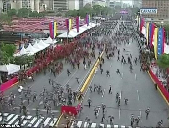 """Tướng Venezuela bị bắt về vụ """"ám sát Tổng thống Maduro"""" - Ảnh 3."""