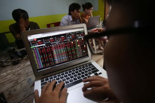 Cổ phiếu dầu khí, ngân hàng nhấn chìm thị trường chứng khoán - Ảnh 1.