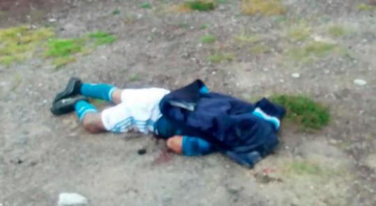 Mexico: Cầu thủ bị bắn chết trên sân - Ảnh 1.