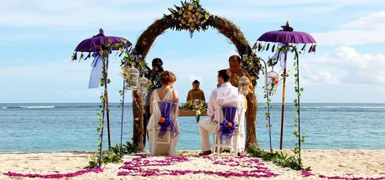 Bali vùng đất của những đám cưới cổ tích - Ảnh 19.