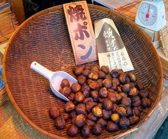 9 đặc sản nên thưởng thức khi đến Nhật mùa thu - Ảnh 3.