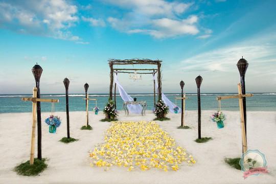 Bali vùng đất của những đám cưới cổ tích - Ảnh 3.