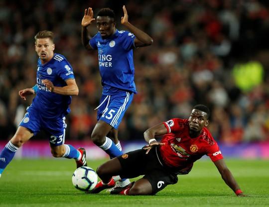 Căng thẳng tồi tệ bùng nổ giữa Mourinho và Pogba - Ảnh 2.