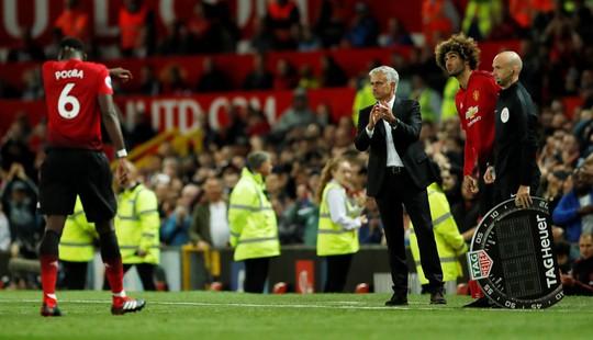 Căng thẳng tồi tệ bùng nổ giữa Mourinho và Pogba - Ảnh 4.
