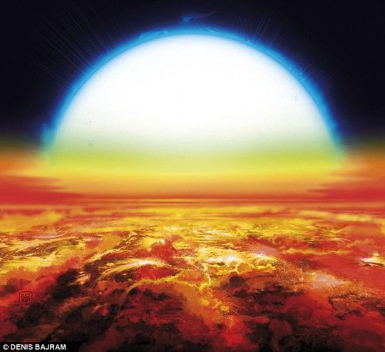 Phát hiện siêu Sao Mộc đầy sắt và titan lơ lửng - Ảnh 1.