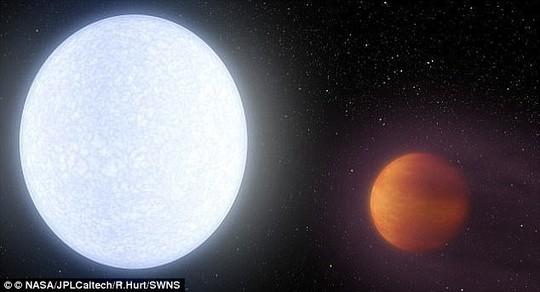 Phát hiện siêu Sao Mộc đầy sắt và titan lơ lửng - Ảnh 2.
