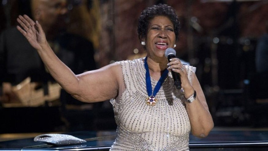 Nữ hoàng nhạc soul Aretha Franklin qua đời - Ảnh 1.