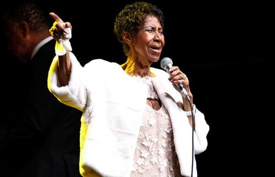 Nữ hoàng nhạc soul Aretha Franklin qua đời - Ảnh 2.