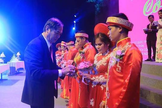 Đà Nẵng: Tổ chức lễ cưới tập thể cho đoàn viên khó khăn - Ảnh 2.